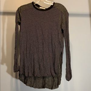 Zara Stripped Long Sleeve